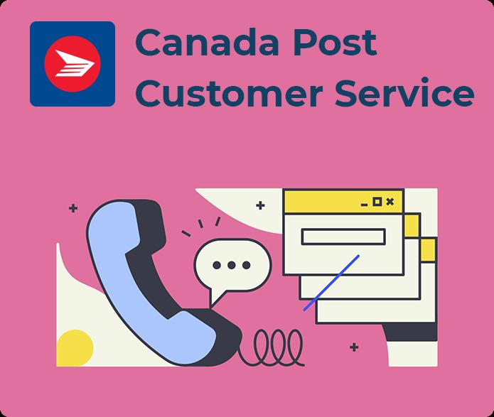 canada post customer service