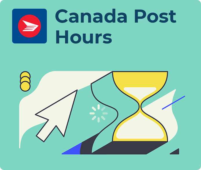 canada post hours