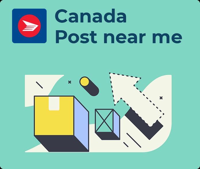 canada post near me