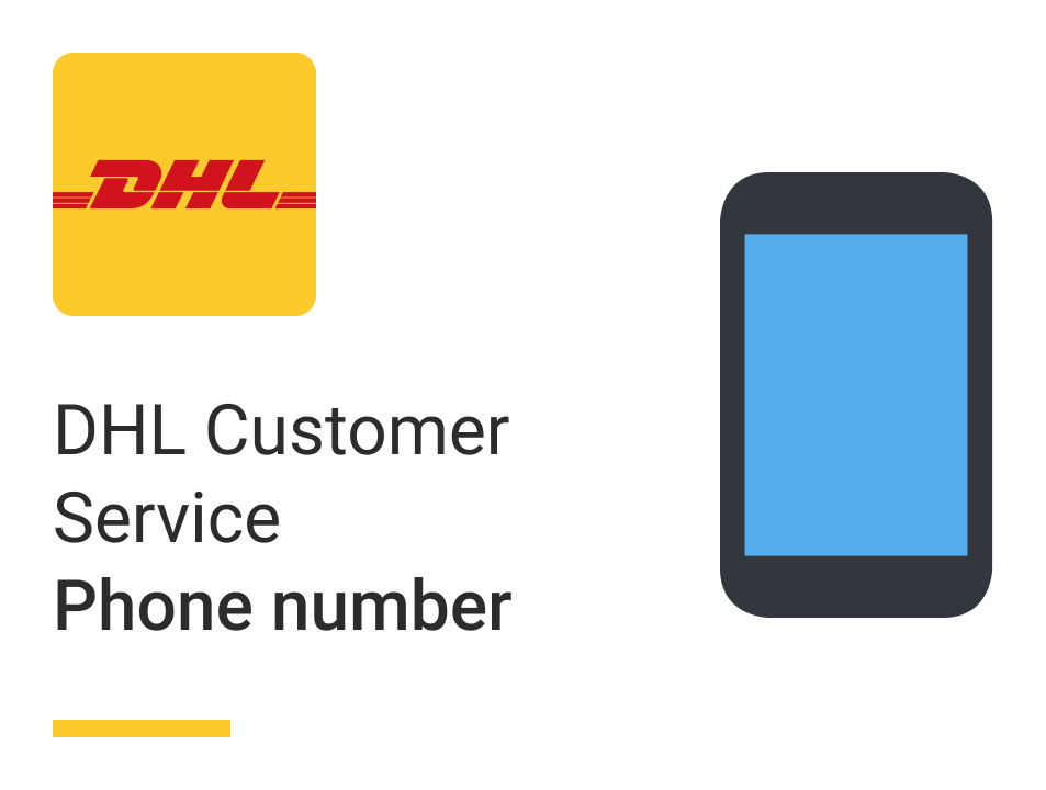 dhl delivery customer service