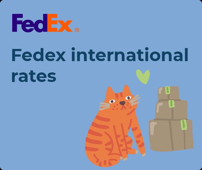 fedex international first