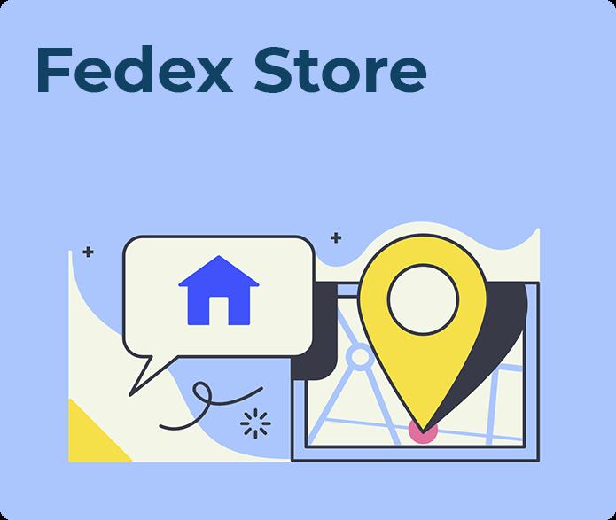 fedex store