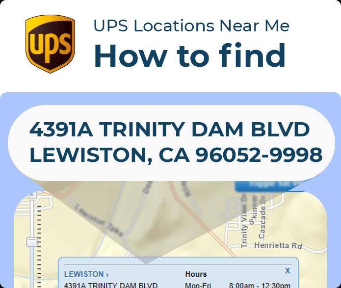 ups ground locations near me