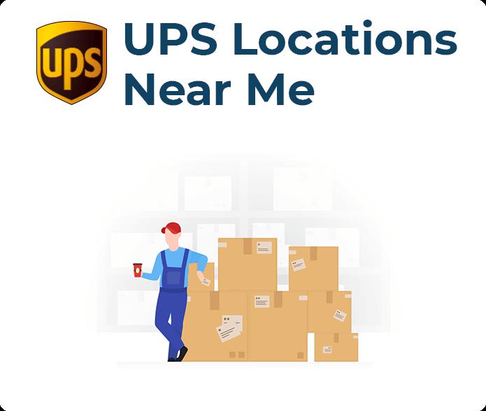 ups locations near me