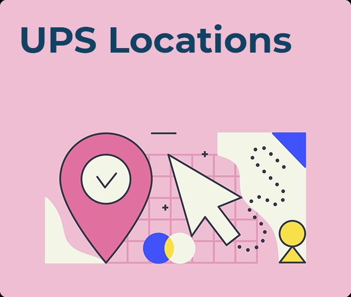 ups locations