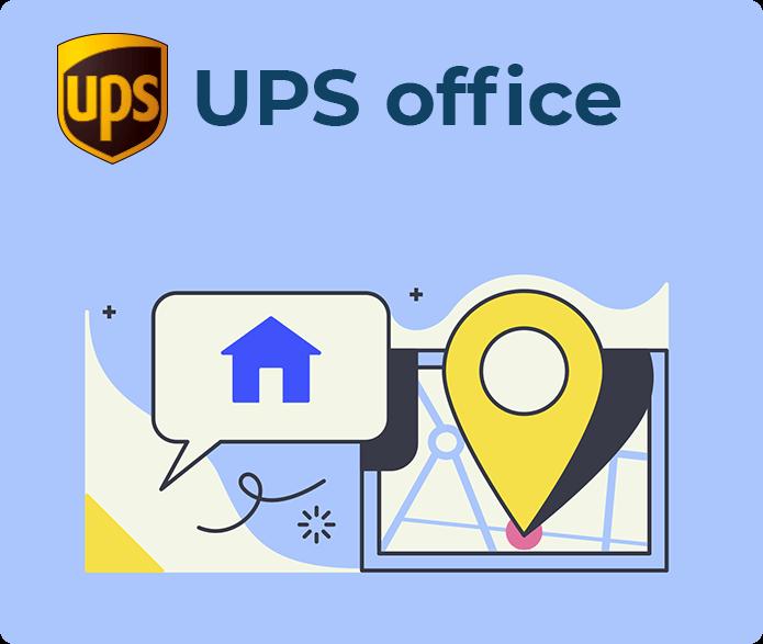 ups office