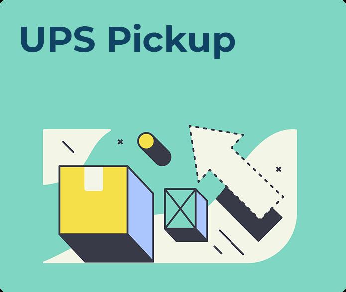ups pickup