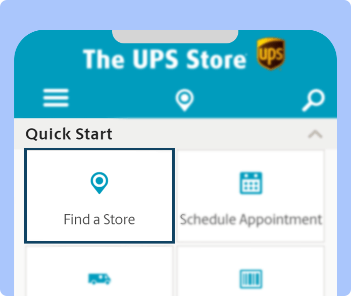 ups shipping store locations