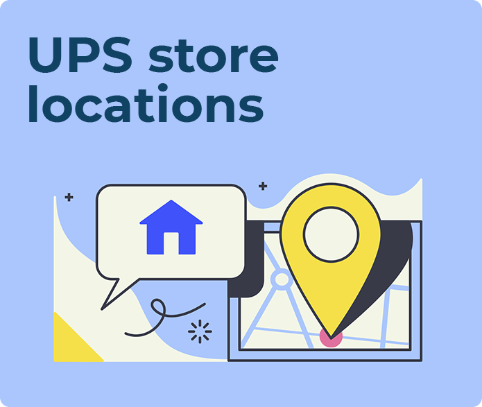 ups store locations