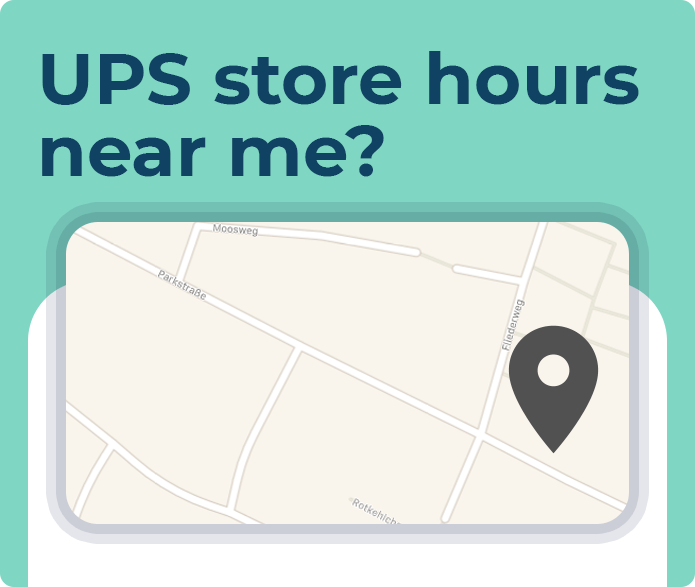 ups store saturday hours