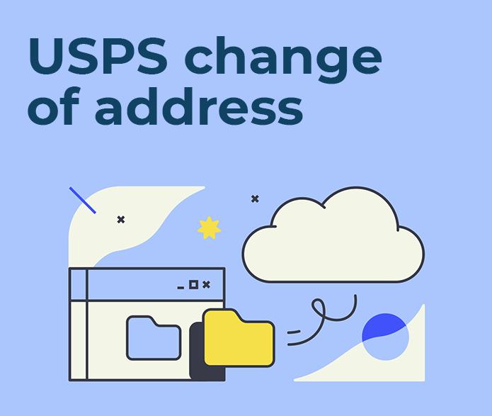 usps change of address