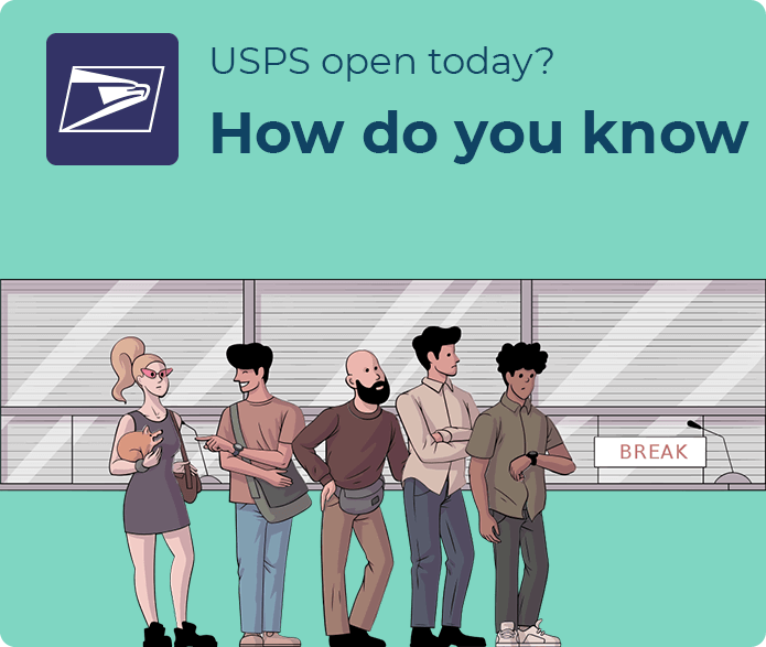 usps closed today