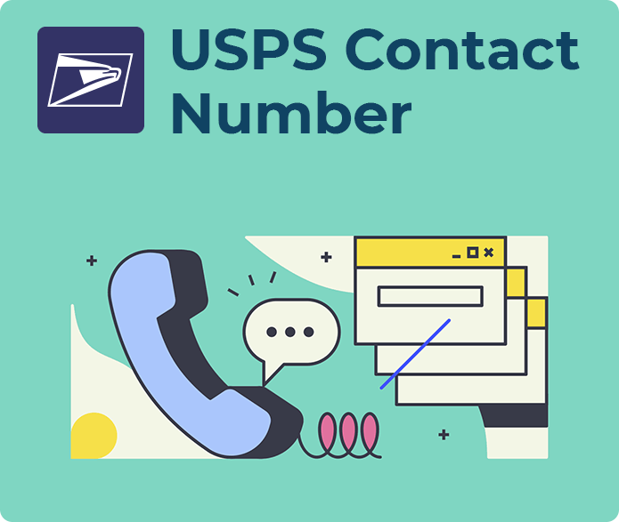 usps contact number