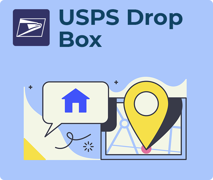 usps drop box