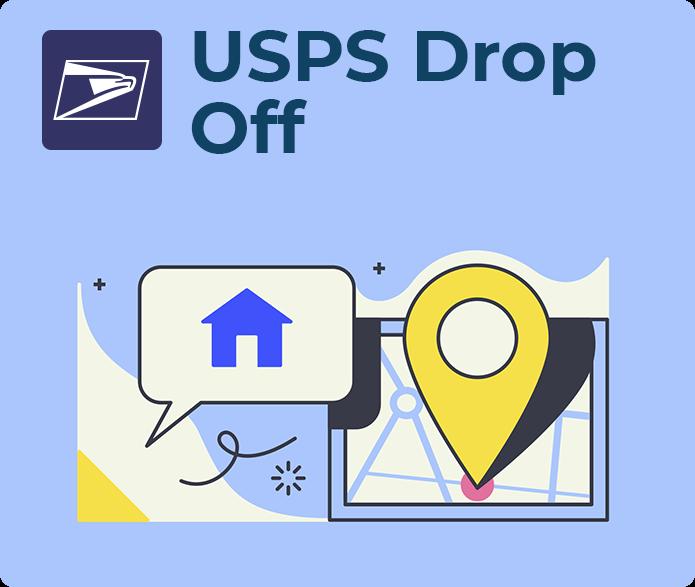 usps drop off