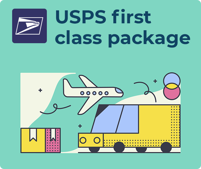 usps first class package