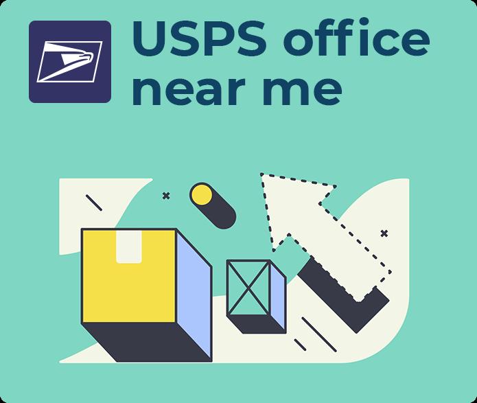 usps office near me