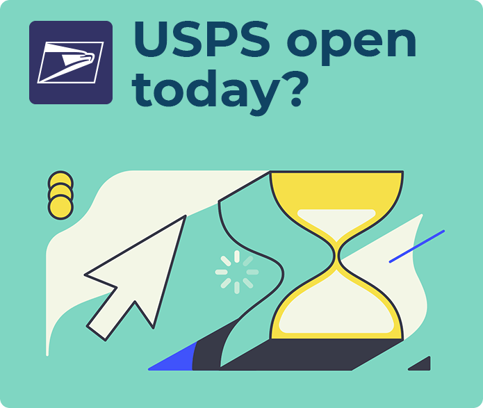 usps open today
