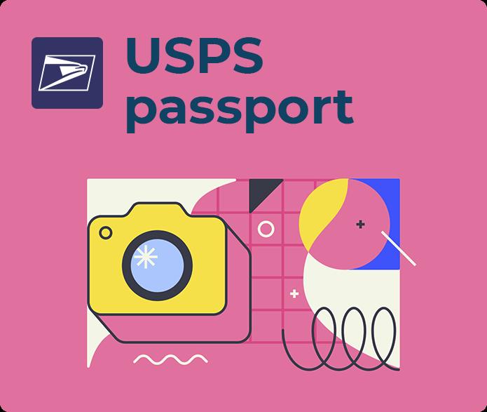 USPS Passport ᐈ Online