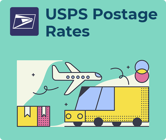 usps postage rates